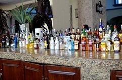 a_variety_of_liquor_b